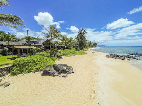 Big Island Beachfront Homes