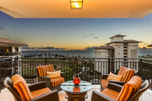 Oahu luxury condo