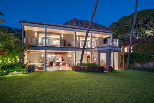 Oahu Luxury Home